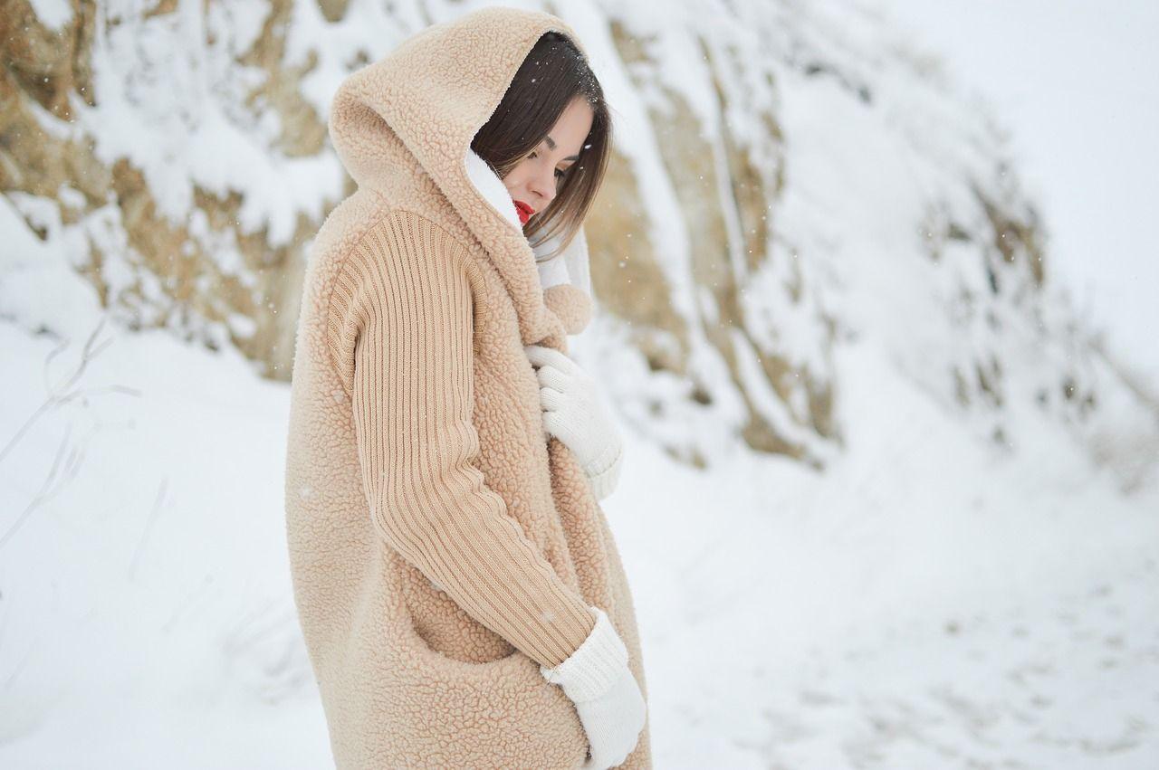 Jak ubierać się zimą?